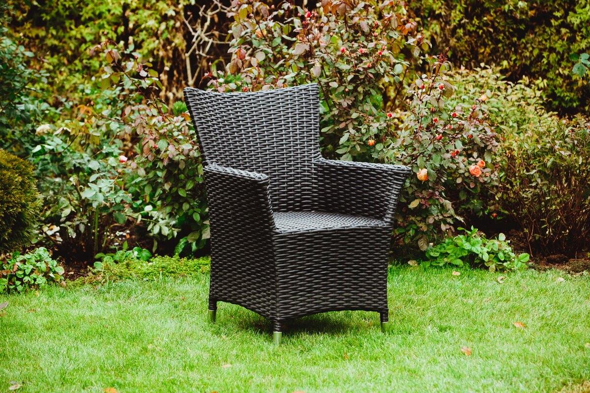 Кресло из искусственного ротанга «Кардинал»