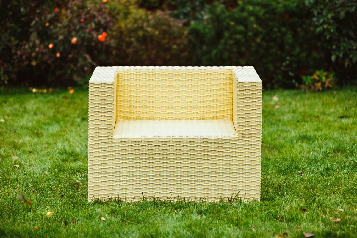 Кресло из искусственного ротанга «Престиж»